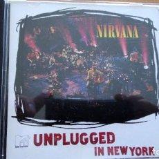 CDs de Música: NIRVANA UNPLUGGED IN NEW YORK CD. Lote 287758663
