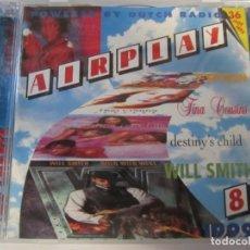 CDs de Música: DOBLE CD AIRPLAY TOP CHARTS. Lote 287764978