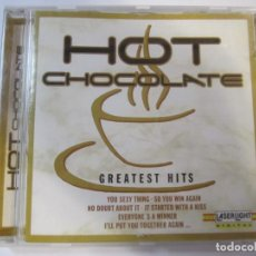 CDs de Música: CD HOT CHOCOLATE GREATEST HITS. Lote 287767768
