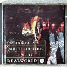 CDs de Música: TABU LEY...ETNICA ZAIRE. Lote 287774003