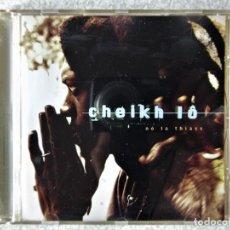 CDs de Música: CHEIKH LO.NE LA THIASS...ETNICA AFRICA...SENEGAL. Lote 287774998