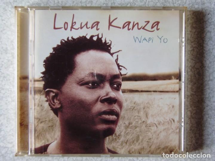 LOKUA KANZA.WAPI YO...ETNICA AFRICA (Música - CD's World Music)