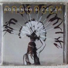 CDs de Música: ROSANNA & ZÉLIA...PASSAGEM...ETNICA-POP..BRASIL...PRECINTADO. Lote 287776468