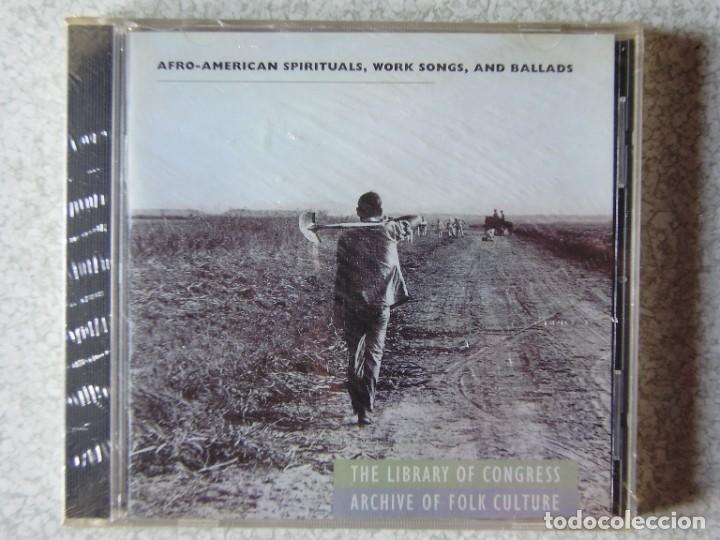AFRO-AMERICAN ESPIRITUALES...ETNICA..VV.AA (Música - CD's World Music)