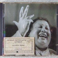 CDs de Música: NUSRAT FATEH ALI K.SHAHEN SHAH...ETNICA PAKISTAN. Lote 287777938