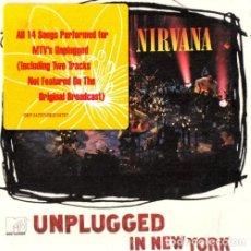 CDs de Música: C954 - NIRVANA. UNPLUGGED IN NEW YORK. CD. Lote 287788693