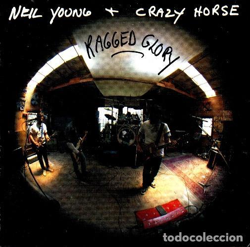 C940 - NEIL YOUNG & CRAZY HORSE. RAGGED GLORY. CD (Música - CD's Rock)