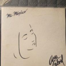 """CDs de Música: CD ANA GABRIEL """" MI MEXICO """" EDICIÓN VENEZUELA. Lote 287800158"""