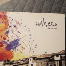 CDs de Música: CD MUSICA TIPICA EXTREMEÑA ENVEREA DE JARANA. Lote 287801983