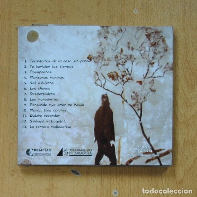 CDs de Música: BIELLA NUEI - SOL D IBERNO - CD - Foto 2 - 287832398