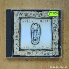 CDs de Música: AMELIA MUGE - TODOS OS DIAS - CD. Lote 287833733