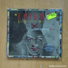 CDs de Música: ENIGMA - THE GREATEST HITS - CD. Lote 287834073