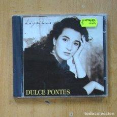 CDs de Música: DULCE PONTES - LAGRIMAS - CD. Lote 287834748