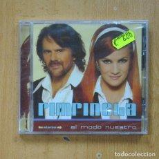 CDs de Musique: PIMPINELA - AL MODO NUESTRO - CD. Lote 287835353