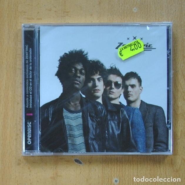 ZENTTRIC - ZENTTRIC - CD (Música - CD's Rock)