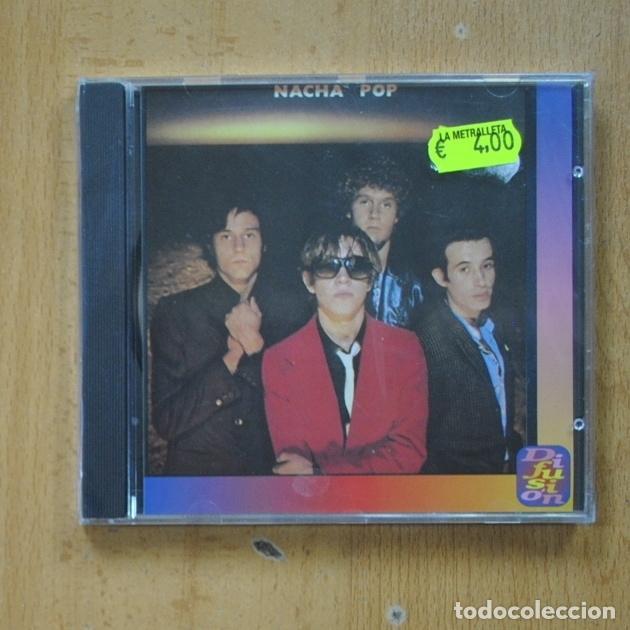 NACHA POP - NACHA POP - CD (Música - CD's Pop)