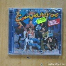 CDs de Música: VARIOS - COMPAÑEROS - 2 CD. Lote 287835788