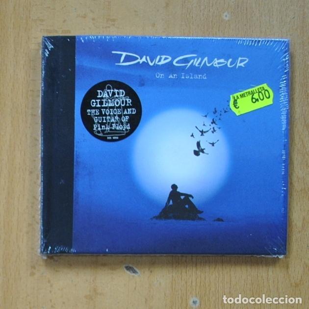 DAVID GILMOUR - ON AN ISLAND - CD (Música - CD's Rock)
