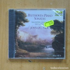 CDs de Música: JOHN O CONOR - BEETHOVEN PIANO SONATAS - CD. Lote 287835813
