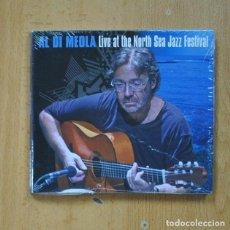 CDs de Música: AL DI MEOLA - LIVE AT THE NORTH SEA JAZZ FESTIVAL - CD. Lote 287835828