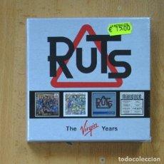 CDs de Música: RUTS - THE VIRGIN YEARS - 4 CD. Lote 287835858