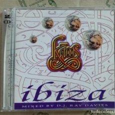 CDs de Música: KAOOS IBIZA. 2 CD. Lote 287836118