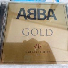 CDs de Música: ABBA - GOLD (GREATEST HITS) (CD, COMP). Lote 287839438