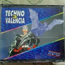 CDs de Música: CD TECHNO VALENCIA 3. Lote 287841048