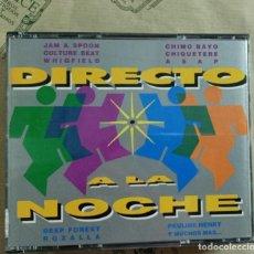 CDs de Música: CD DIRECTO A LA NOCHE (BACALAO). Lote 287841733