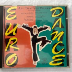 CDs de Música: EURO DANCE (CD, ALBUM) (1993/ES). Lote 287842623