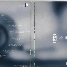 CDs de Música: CAÏM RIBA / NATX T / POCOPOCO Y MAS - CHILLCOLLAGE - WBEAT MACHINE WM-7005-CD - 2003. Lote 287855763