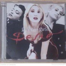 CDs de Música: GRETA Y LOS GARBO (DESEO) CD 1995. Lote 287868568