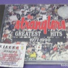 CDs de Música: THE STRANGLERS - GREATEST HITS 1977-1990 - CD. Lote 287870043