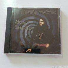 CDs de Música: EL ALCALDE ROCKERO - RITMO A ESTANGA. Lote 287876783