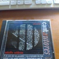 CDs de Música: ADOLFO CELDRAN. SILENCIO. EDICIONES PRADO DE 1997.. Lote 287918498