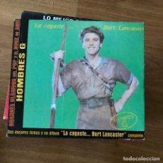 CDs de Música: HOMBRES G - LA CAGASTE BURT LANCASTER (1986) - CD GASA 2002 - GRANDES CLÁSICOS DEL POP Y EL ROCK DE. Lote 287935733