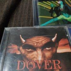 CDs de Música: DOVER. DISCOGRAFÍA. Lote 287958328