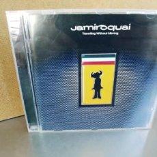 CDs de Música: JAMIROQUAI-CD TRAVELLING. Lote 287961648