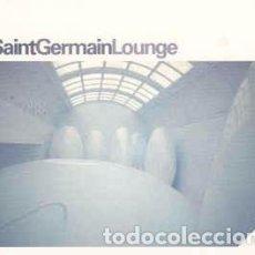 CDs de Música: VARIOUS - SAINT GERMAIN LOUNGE (2XCD, COMP) LABEL:DYNAMIC MUSIC & MEDIA CAT#: COOLECD01. Lote 287976823