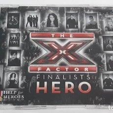 CDs de Música: CD FACTOR X - FINALISTS HERO. Lote 287978188