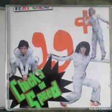 CDs de Música: CHICKS ON SPEED – 99 ¢ CD, ENHANCED EUROPE 2003. Lote 287979163