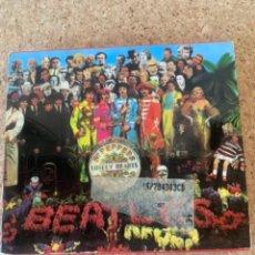 CDs de Música: CD SGT. PEPPER'S (THE BESTLES). Lote 287982983