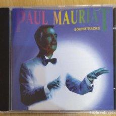 CDs de Música: PAUL MAURIAT (SOUNDTRACKS) CD 1998. Lote 287988758