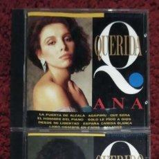 CDs de Música: ANA BELEN Y VICTOR MANUEL (QUERIDA ANA Y QUERIDO VICTOR) 2 CD'S 1993. Lote 287992498