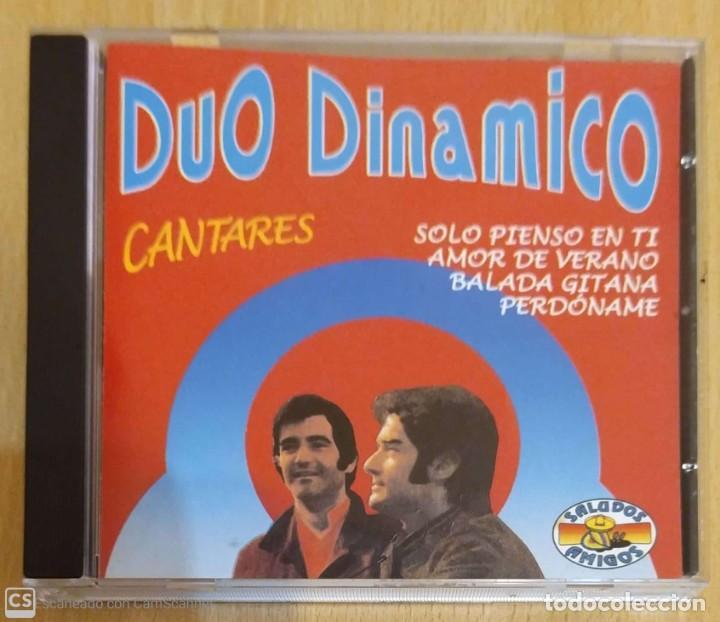 DUO DINAMICO (CANTARES) CD 1995 (Música - CD's Melódica )