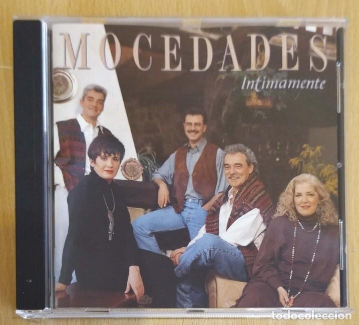 MOCEDADES (INTIMAMENTE) CD 1992 (Música - CD's Melódica )