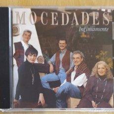 CDs de Música: MOCEDADES (INTIMAMENTE) CD 1992. Lote 287993943