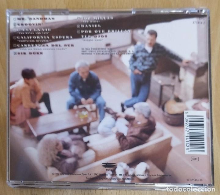 CDs de Música: MOCEDADES (INTIMAMENTE) CD 1992 - Foto 2 - 287993943