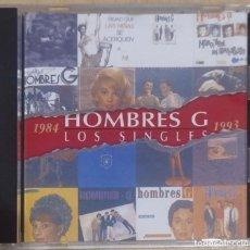CDs de Música: HOMBRES G (LOS SINGLES) CD 1993. Lote 288009518