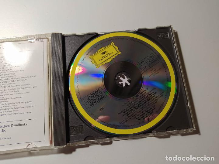 CDs de Música: Symphonie Nr. 8 Symphonie Der Tausend. Symphony Of A Thousand. MAHLER. KUBELIK. CD. TDKCD56 - Foto 2 - 288014523